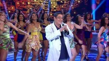 Zeca Pagodinho canta 'Pimenta no Vatapá' - O sambista levantou a galera