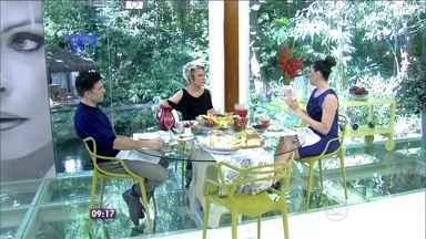 Ana Maira comenta figurino do novo espetáculo de Claudia Raia - As audições tiveram 2.750 bailarinos inscritos e apenas 21 foram selecionados