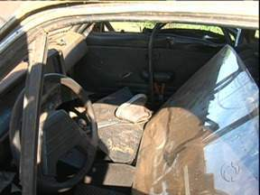 Acidente com motorista sem carteira mata um - Acidente foi na PR-280, em Pato Branco. Vítima fatal tinha 21 anos.