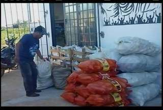 Produtores rurais de Pirapora reclamam do atraso no pagamento do PAA - Pagamentos dos produtos vendidos no programa de aquisição de alimentos do Governo Federal , estaria atrasado desde julho.