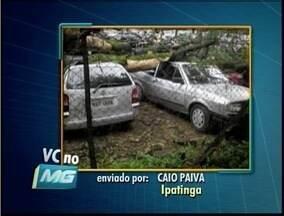 VC no MG: Telespectador envia dúvida sobre a responsabilidade de estragos em veículos - A responsabilidade pelos estragos vai variar conforme a localidade do carro no momento do acidente, comenta advogado.