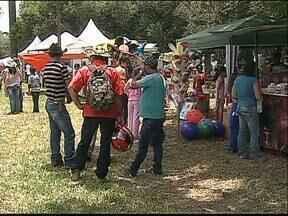 Festa agita o distrito de Guaragi - Comemoração é tradicional.