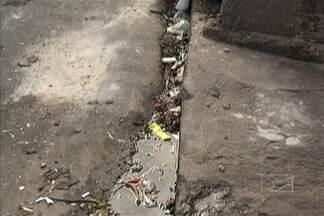 Feira do João Paulo, em São Luís, tem lixo, falta de segurança e muita desorganização - Quem frequenta o local reclama da falta de infraestrutura na área.
