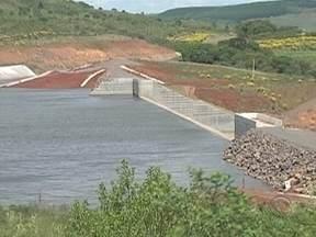 Central hidrelétrica é inaugurada em Santa Catarina - Central hidrelétrica é inaugurada em Santa Catarina