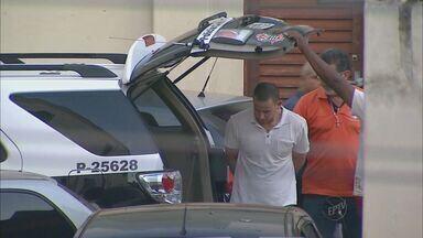 Padrasto de menino Joaquim presta depoimento sobre morte em Ribeirão Preto - O padrasto do menino Joaquim prestou depoimento na quarta-feira (13) sobre a morte do garoto. Esta foi a primeira vez que ele falou à Polícia Civil após a prisão.