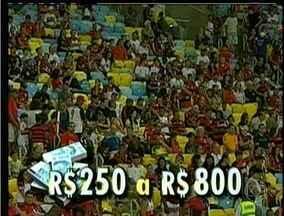 Polêmica dos ingressos: Consórcio Maracanã diz que acata aumento - Via nota, concessionária que administra o estádio informa que decisão é exclusivamente do Flamengo.