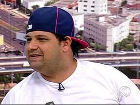 Sérgio Malandro e Cristiano Jhow realizam show em Uberlândia - Encontro entre comediantes será às 21h30 no Ilha do Sol.