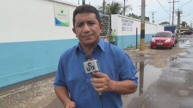 Moradores da Vila de Lindóia, no Amazonas, ficam sem energia elétrica - Funcionários de empresa terceirizada entraram em greve e suspenderam fornecimento. Segundo a Eletrobras, o desligamento foi programado para manutenção de unidade gestora da usina.
