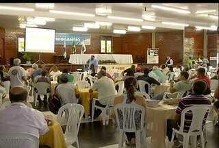Produtores de leite de 29 municípios do interior se reúnem em para discutir melhorias - Encontro foi em Silva Jardim, a maior produtora de leite da baixada litorânea.