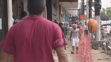 Cidades da região antecipam o feriado do Dia da Consciência Negra - Algumas cidades da Baixada Santista, no litoral de São Paulo, anteciparam o feriado do Dia da Consciência Negra para esta segunda-feira. Foram os casos de Peruíbe e São Vicente.