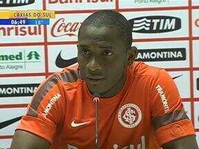 Esporte: Inter explica confusão no vestiário após jogo contra o Goiás - Confira o que o Willians falou.