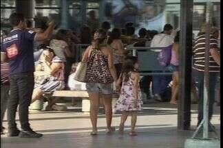 Crianças entre 2 e 7 anos ganham gratuidade para trafegar nos ônibus de Fortaleza - Medida começa a valer a partir da próxima segunda-feira 25.