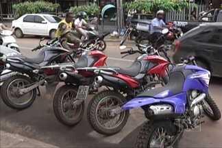 É preocupante o aumento do número de motos roubadas na Região Tocantina - É preocupante o aumento do número de motos roubadas na Região Tocantina.Um assalto deixou com medo os moradores da zona rural de Governador Edison Lobão, há 30 quilômetros de Imperatriz.