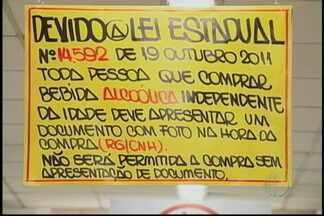 Alto Tietê ocupa décimo lugar no ranking de desobediência à lei de bebidas alcoólicas - Foram aplicadas na região 33 multas referentes à lei que proíbe venda de bebidas alcoólicas para menores.