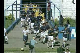 Remo comemora 8 anos do título da Série C - Leão teve campanha brilhante em 2005.