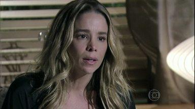Amarilys faz a cabeça de Eron contra Niko - Ela diz que o chef contratou uma advogada para tratar da venda da sua parte da casa