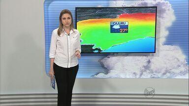 Previsão do tempo – 22/11/2013 – Ribeirão Preto e região - Tempo fica mais nublado e frente fria traz expectativa de chuva na região.