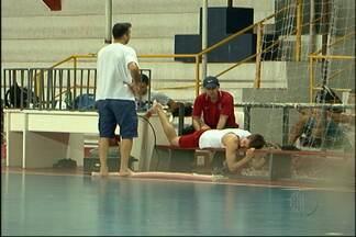 Futsal de Suzano diminui treinos para se preparar para o jogo da Copa Federação - A partida neste sábado é contra o Barueri e vale a vaga para as semifinais da competição