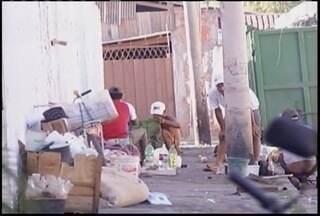 Centro em Montes Claros é referência no atendimento e amparo de moradores de rua - Centro oferece atividades e oportunidades para andarilhos.