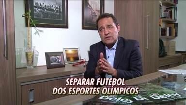 Candidatos à presidência do Fluminense revelam as novas metas para administração do clube - Peter Siemsen, e ex-jogador Deley concorrem à eleição no clube.