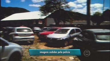 Polícia encontra 24 carros roubados sendo usados por índios em Águas Belas - Cinco suspeitos de envolvimento com os roubos chegaram a ser detidos.