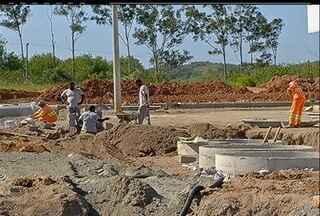 Conclusão das obras dos acessos à UPA em São Pedro da Aldeia é adiada - Obras eram para ter terminado na última quarta-feira (20).De acordo com a prefeitura, trabalhos serão adiados por mais 20 dias.