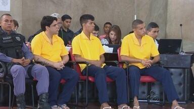 Julgamento do caso Belota termina com condenação que somam 284 anos, no Amazonas - Acusados foram condenados por triplo homicídio.