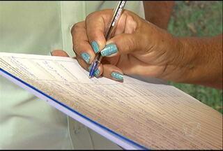Coleta de assinaturas para criação do estado do Tapajós segue pelos bairros de Santarém - Amparo recebeu caravana na manhã desta sexta (22).