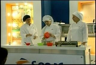 Petrópolis Gourmet termina neste final de semana - Oficinas gratuitas vão até domingo (24) quando o festival será encerrado.Aproveitamento de alimentos é abordado nas aulas com chefs de cozinha