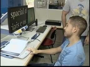 Unesp recebe aparelhos específicos para leitura de deficientes visuais - Oportunidade favorece o acesso ao conhecimento de quem tem pouca ou nenhuma visão.