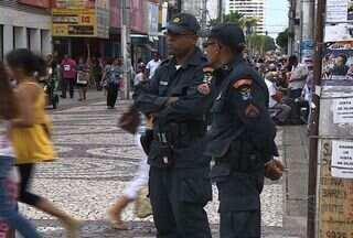 Policiais Militares vão reforçar a segurança em pontos de movimentação de venda em SE - Policiais Militares vão reforçar a segurança em pontos de movimentação de venda em Aracaju