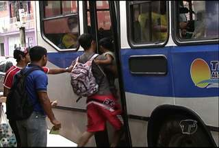 Círio da Conceição vai alterar rotas de ônibus no centro de Santarém - A SMT também vai fiscalizar o estacionamento de veículos no trajeto da procissão.