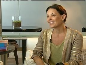 JH entrevista a atriz Carolina Ferraz - A atriz Carolina Ferraz está na novela das 19h e, esta semana, estreou no cinema.