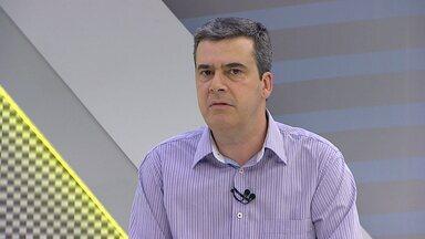 Rogério Correa dá seu depoimento sobre a confusão no Mineirão - Narrador da TV Globo Minas ficou preso no estacionamento da imprensa por retenção da Polícia Militar