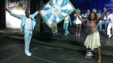 Liesa faz o lançamento oficial do CD dos sambas enredo do Carnaval 2014 - A três meses para o primeiro dia de desfiles do Grupo Especial no Sambódromo, a Liesa fez o,lançamento do CD com os 12 sambas enredo do Carnaval 2014. Escolas de samba, como a Vila Isabel, participaram do evento na Cidade do Samba.
