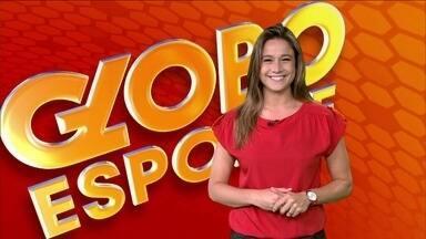 Globo Esporte destaca primeiro jogo da decisão da Copa Sul-Americana - Programa ainda mostra semana de Fluminense, Vasco e Botafogo, que buscam seus objetivos no Campeonato Brasileiro.