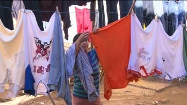 Moradores voltam a ter abastecimento de água - Alguns moradores de Rio Branco do Sul não recebiam água em casa há várias semanas.