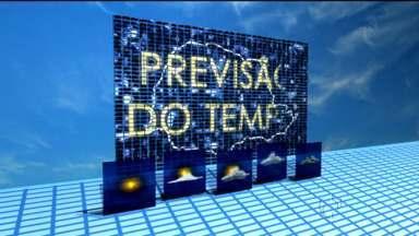 Confira previsão do tempo para esta quinta-feira - Calor deve continuar em vária regiões do Paraná