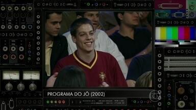 Fábio Porchat relembra momento em que virou celebridade - Ator estava na plateia do Programa do Jô quando foi descoberto