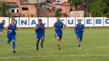 Nacional-AM inicia treinos para a temporada 2014 - Após ter ficado no caminho nas competições que disputou em 2013, clube reforça o time em busca de título no próximo ano.
