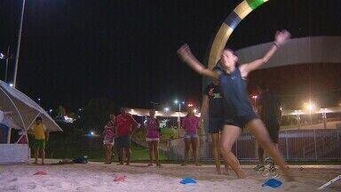 Iranduba treina em busca do terceiro título do Amazonense Feminino - Time treina forte para enfrentar o Princesa do Solimões, na final do Estadual.
