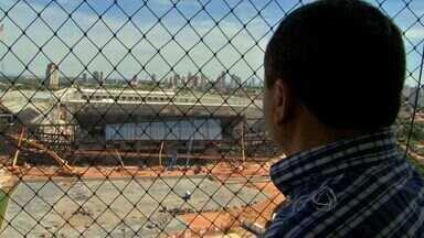 Moradores falam da expectativa para sorteio de seleções que vão jogar em Cuiabá na Copa - Moradores falam da expectativa para sorteio de seleções que vão jogar em Cuiabá na Copa.