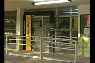 Assaltantes levaram todo dinheiro do agência do Banco do Brasil do IFPA, em Belém - Segundo a polícia os bandidos não tiveram dificuldade para ter acesso ao campus.