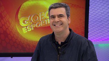 Rogério Corrêa apresenta os destaques do Globo Esporte MG desta quinta-feira - As notícias do Galo no Marrocos. E imagens inéditas do Cruzeiro campeão da Libertadores de 1976