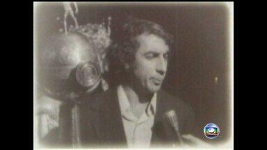 Inédito: Relembre conquista do Cruzeiro na Libertadores de 1976 - Imagens inéditas da primeira vez que o time celeste conquistou a América