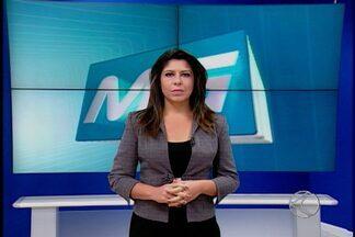 Veja os destaques do MGTV 1º edição desta sexta-feira 13 em Uberlândia - Veja os principais destaques desta edição