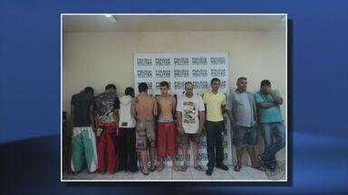 Polícia prende suspeitos de crimes em 4 cidades do Sul de Minas - Polícia prende suspeitos de crimes em 4 cidades do Sul de Minas
