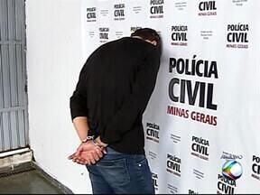 Acusado de matar agricultor em Patos de Minas é condenado - Sentença foi de 20 anos de prisão, além de indenização. Ele e um adolescente arrombaram um cofre e levaram dinheiro em 2012.