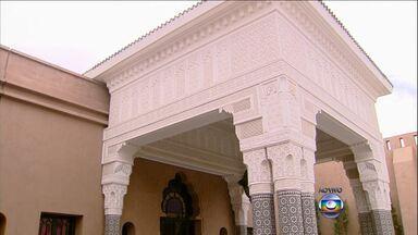 Conheça um pouco do hotel que o Galo está hospedado em Marrakesh - Delegação atleticana está em hotel de luxo