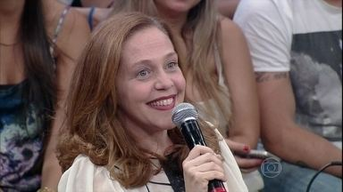 Isabela Garcia relembra história de Corpo a Corpo - Atriz comenta como foi participar da famosa novela